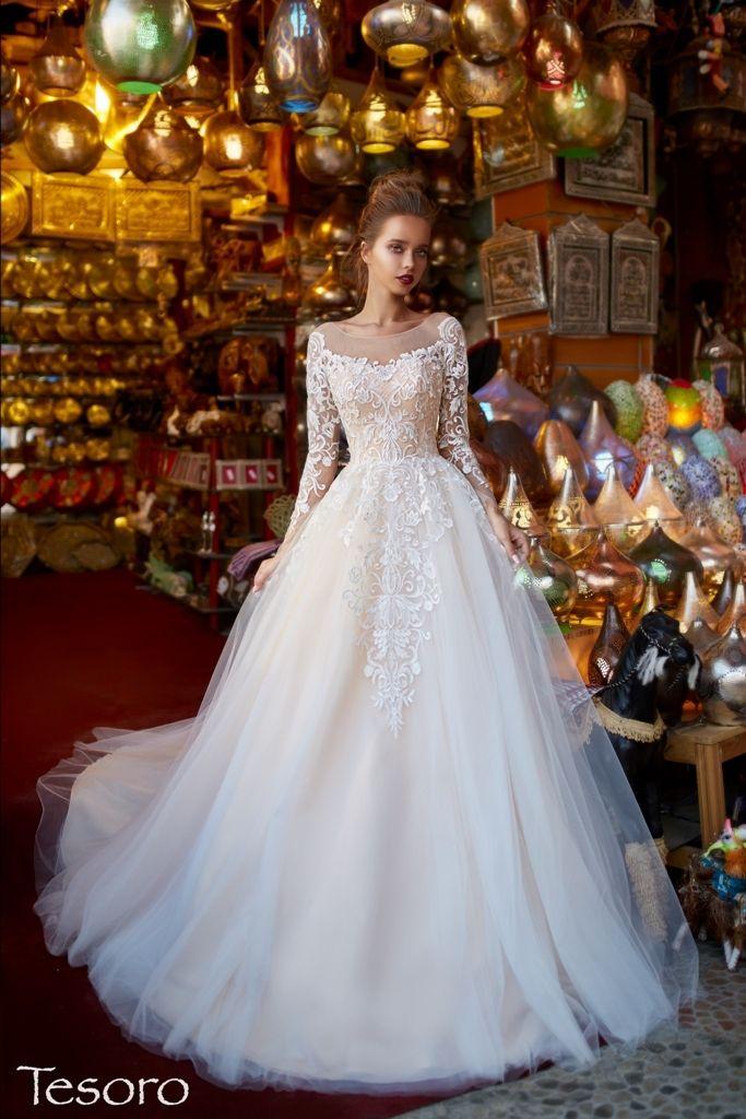 Фото 17585890 в коллекции SOLTERO|CARAMEL - Pauline - салон вечернего и свадебного платья