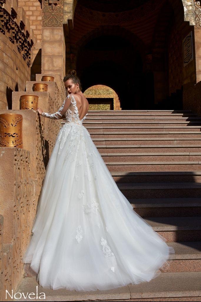 Фото 17585894 в коллекции SOLTERO CARAMEL - Pauline - салон вечернего и свадебного платья