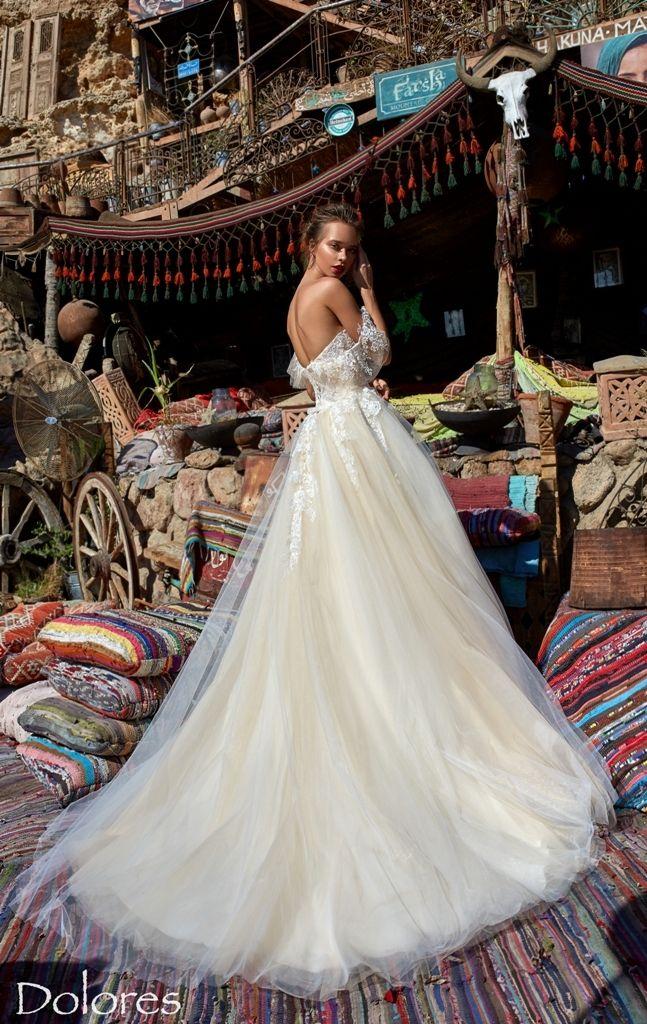 Фото 17585948 в коллекции SOLTERO|CARAMEL - Pauline - салон вечернего и свадебного платья