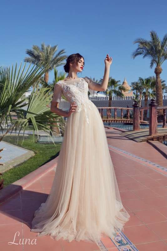 Фото 17598364 в коллекции SOLTERO|CARAMEL - Pauline - салон вечернего и свадебного платья