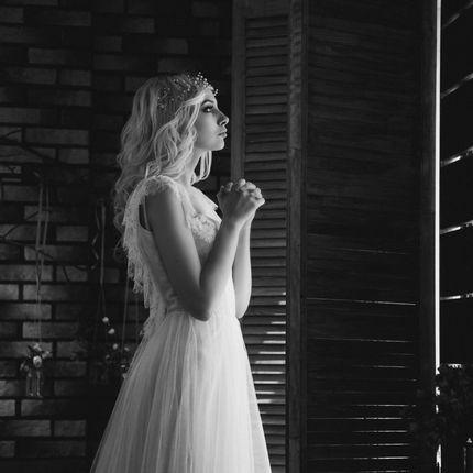 Репетиция свадебного образа (причёска и макияж)