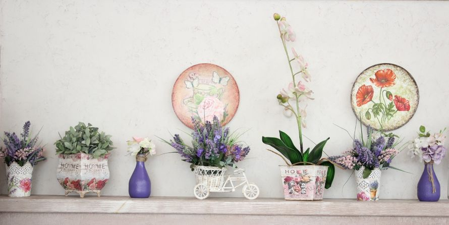 Фото 14738026 в коллекции Свадьба в стиле Прованс - Custom flowers - студия флористики и декора