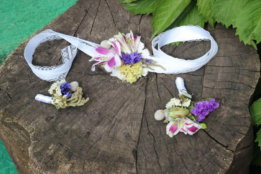 Фото 14738064 в коллекции Свадьба в стиле Прованс - Custom flowers - студия флористики и декора