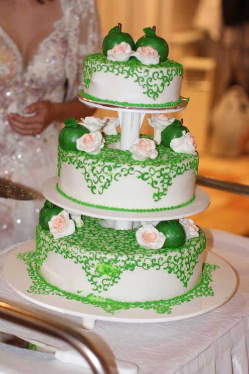 свадебный торт фото рецепт мастика