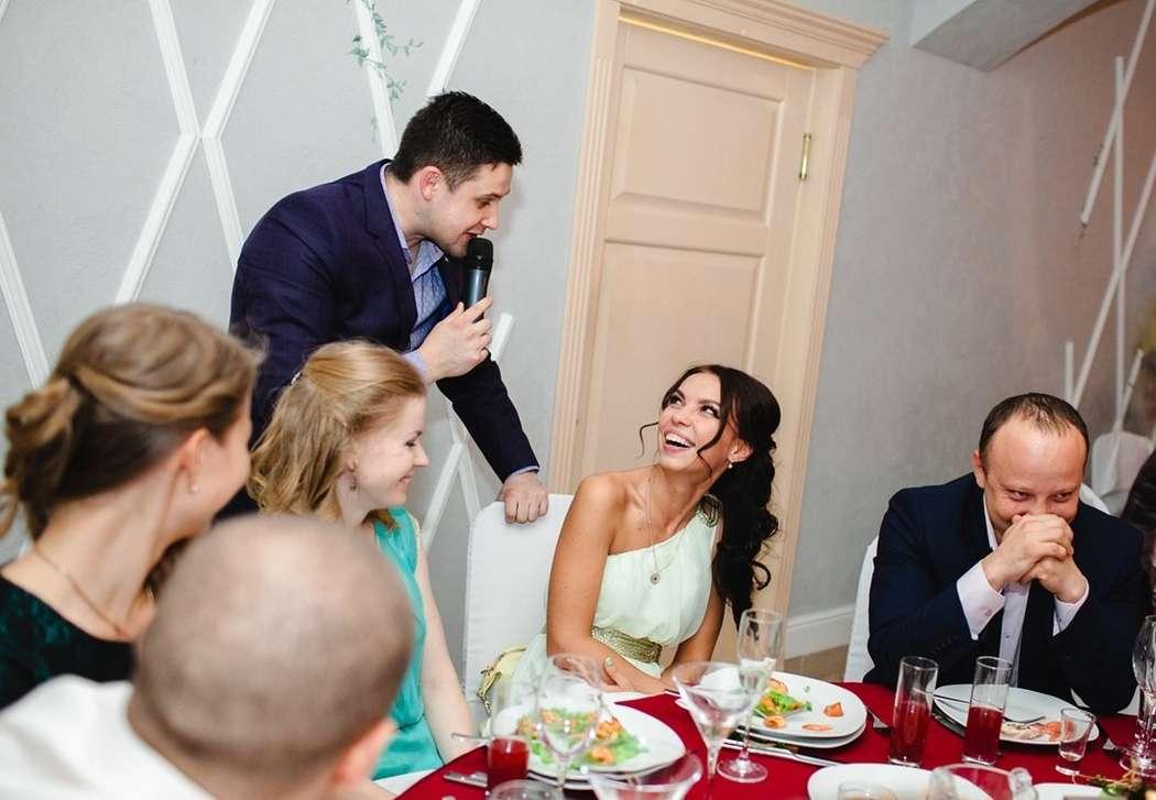 Точно знаю что понравится гостям - фото 8891166 Ведущий Владимир Чернаков