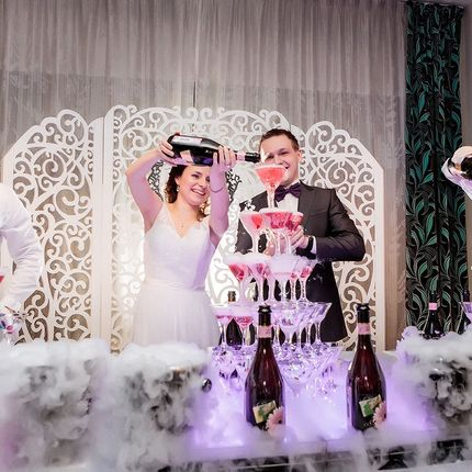 Организация фуршетных свадеб