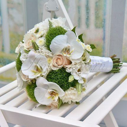 Букет невесты Летние мотивы