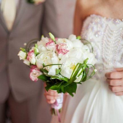 Букет невесты Пиано