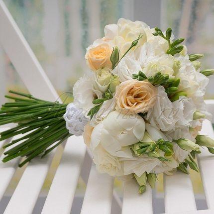 Букет невесты Белый песок