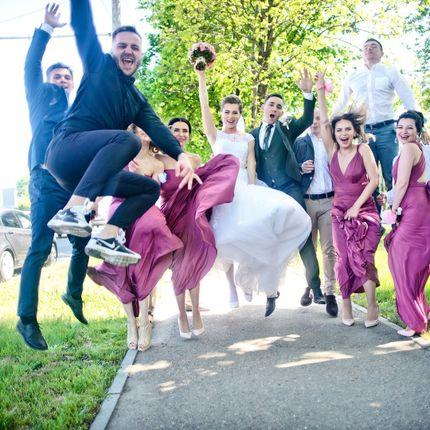 Проведение свадьбы, 6-7 часов