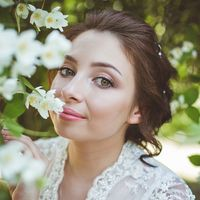 Макияж и прическа для Юлии-Светлана Бондарь