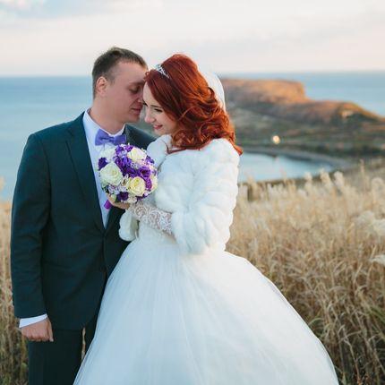 "Фотосъёмка полного дня - пакет ""Full wedding day"", 12 часов"