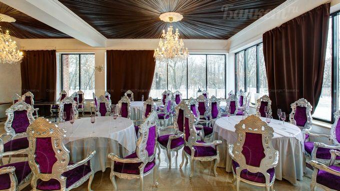 Ресторан дом-кафе - фотография 9 - осенний интерьер