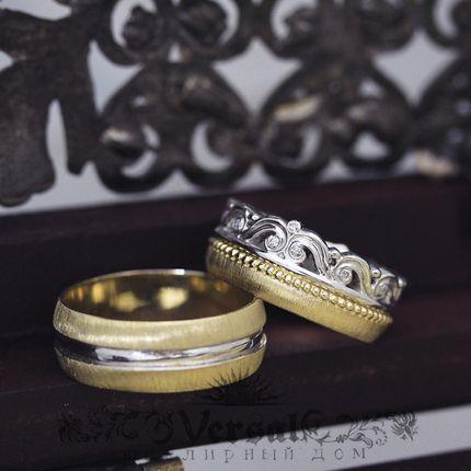 Обручальные кольца, арт. VGOK0170