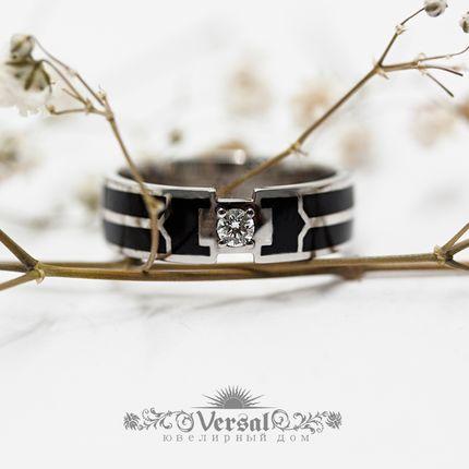 Обручальные кольца, артикул VGOK0143