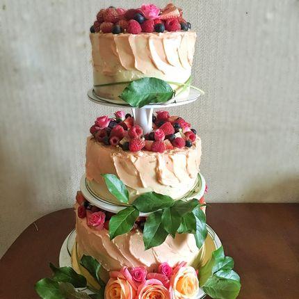 Свадебный торт, 10 кг
