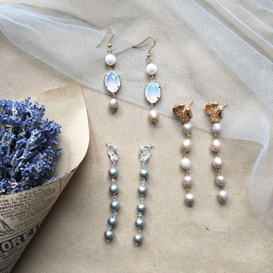 Фото 15028486 в коллекции Свадебные украшения - Bead brad accessories - свадебные украшения