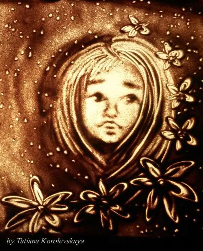 Фото 14913822 в коллекции Песочные картины - Песочное шоу Magicsand