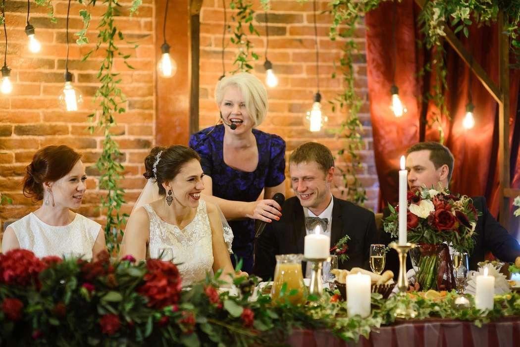 Свадьба Евгения и Марии - фото 14919342 Ведущая Наталья Тиханюк