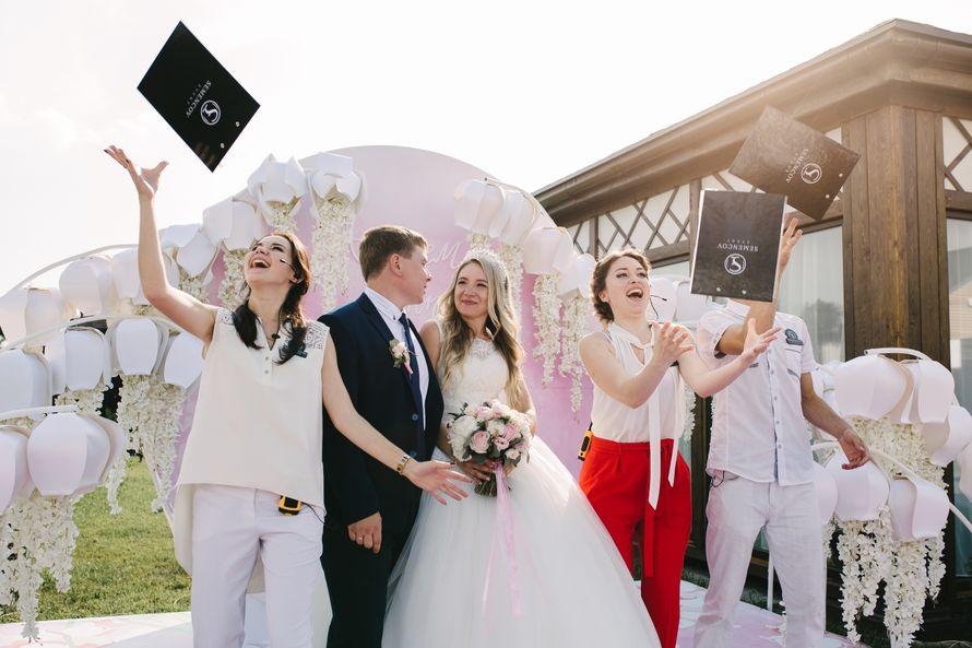 Фото 15128378 в коллекции Анна и Артём 08.07.2017 - Semencov event - свадебное агентство