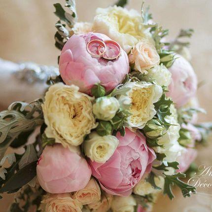 Букет невесты в стиле свадьбы