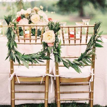 Аренда классических свадебных стульев Къявари, цена за 1 шт