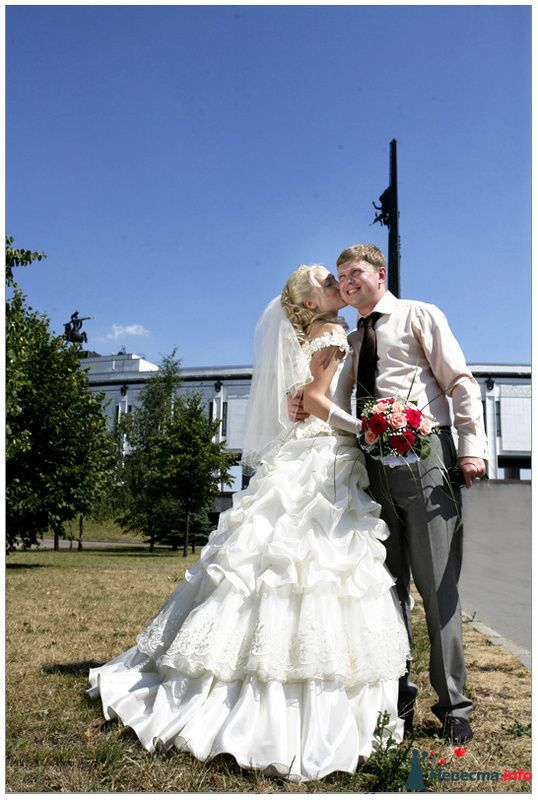 Фото 126617 в коллекции Свадьба  Александра и Нины - Фотограф Марат Лялин