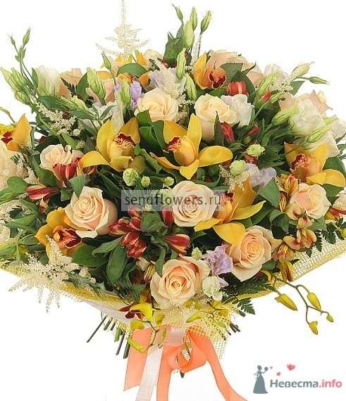 Фото 50611 в коллекции Цвяточки!  - Вашкетова Юлия - организатор свадеб, флорист.