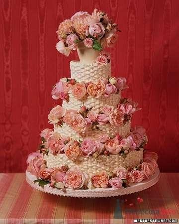 Фото 50669 в коллекции Тортики - Вашкетова Юлия - организатор свадеб, флорист.