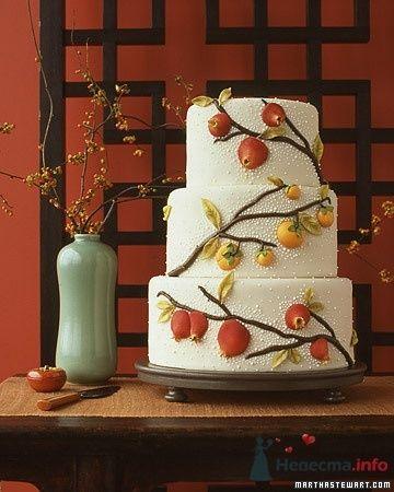 Фото 50675 в коллекции Тортики - Вашкетова Юлия - организатор свадеб, флорист.