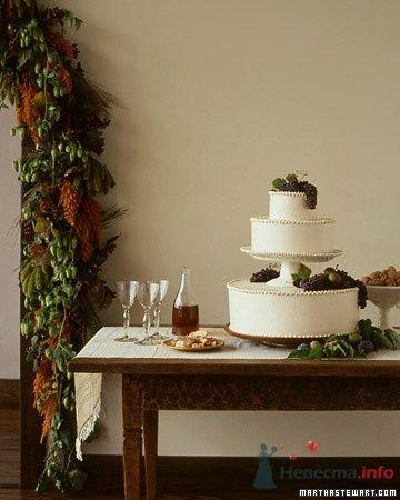 Фото 50676 в коллекции Тортики - Вашкетова Юлия - организатор свадеб, флорист.