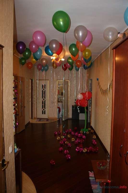 Все возможное оформление шарами - фото 70948 Вашкетова Юлия - организатор свадеб, флорист.