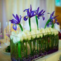 Флористическое оформление свадьбы.