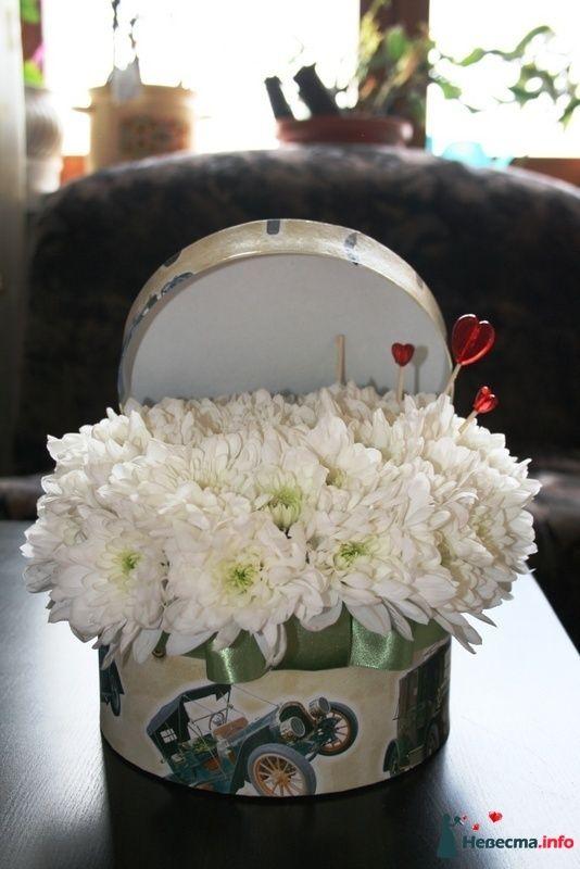 Фото 82968 в коллекции Своими руками - Вашкетова Юлия - организатор свадеб, флорист.