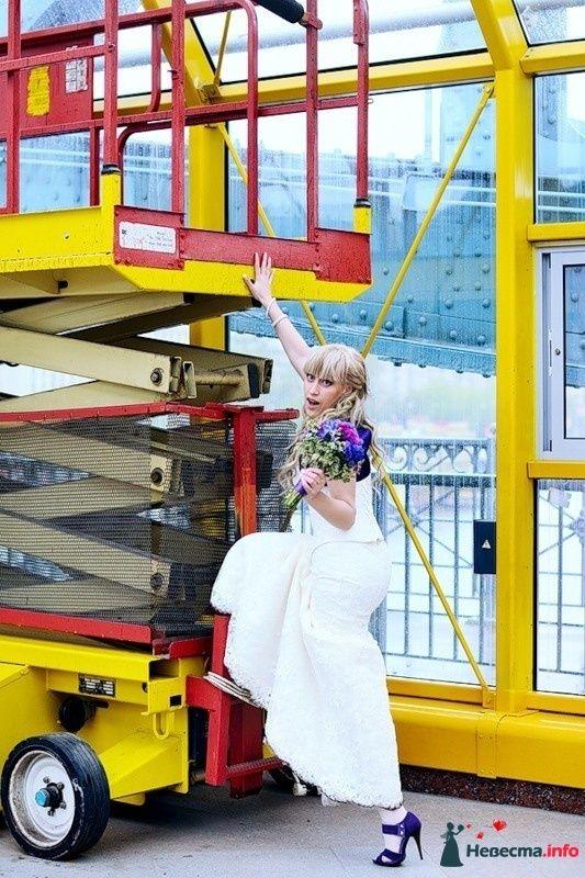 Фото 102494 в коллекции Портфолио. Прогулка с Наташей. 30.04.2010 - Вашкетова Юлия - организатор свадеб, флорист.