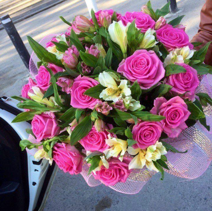 Фото 15103300 в коллекции Букет невесты, оформление свадьбы - Флористы A and N