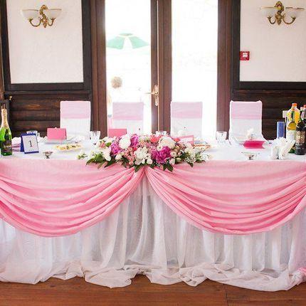 Свадебный текстиль в аренду