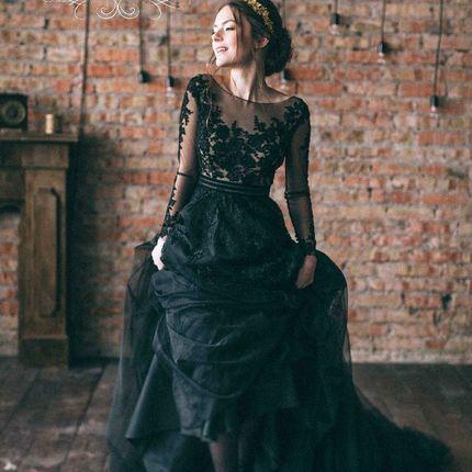 Свадебное платье Black