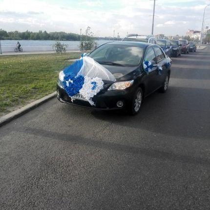 Аренда авто Toyota, цена за 1 час
