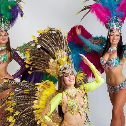 """Танцевальный номер """"Carnaval"""""""