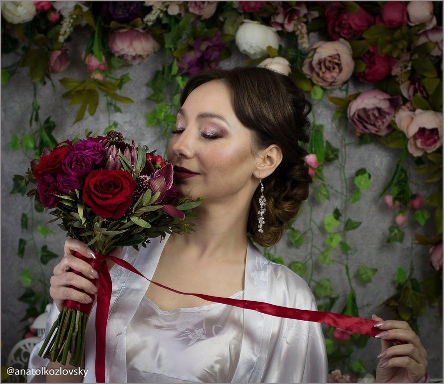 Фото 18409760 в коллекции Образ для невесты - Стилист - визажист Анастасия Топчиян