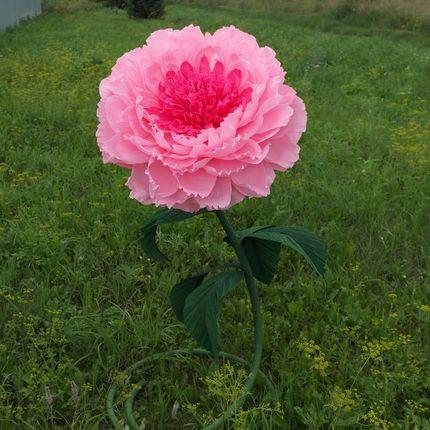 Ростовые цветы для фотозон и украшения интерьера, цена за 1 шт