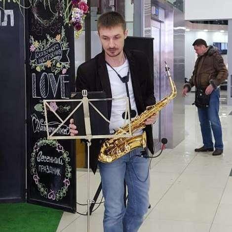 Фото 15757198 в коллекции Портфолио - Саксофонист Шепиченко Алексей