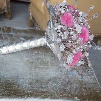 "Букет невесты из бусин ""Virgo"""