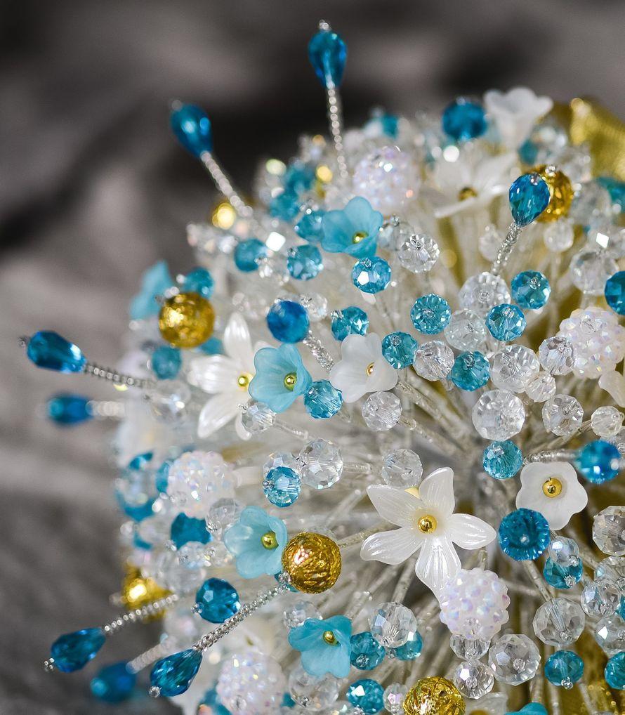 Цветы, букеты из бусин купить екатеринбург
