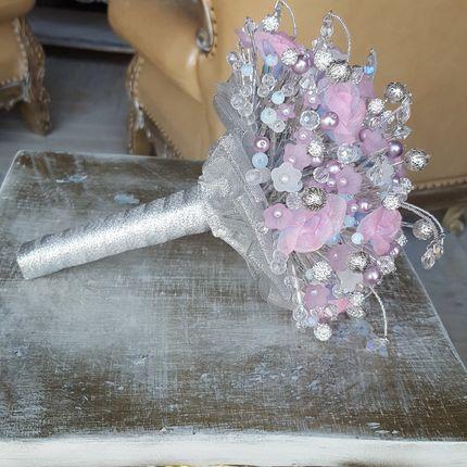 "Букет невесты из бусин ""Moon"""