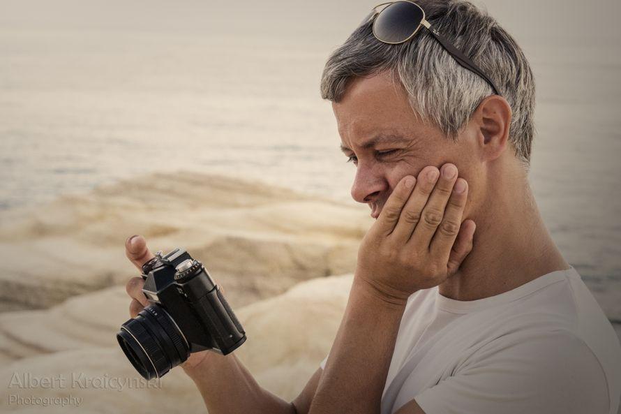 идея, фотограф, парень, мужчина - фото 15306520 Фотограф Альберт Крайчински