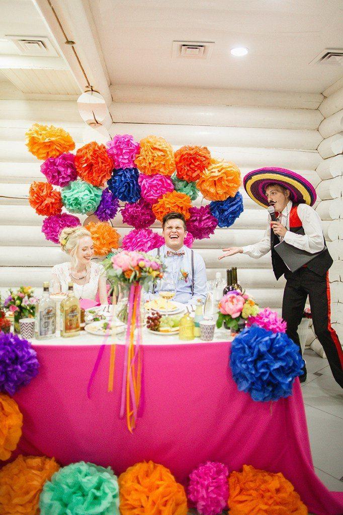 Проведение тематической свадьбы, 6 часов