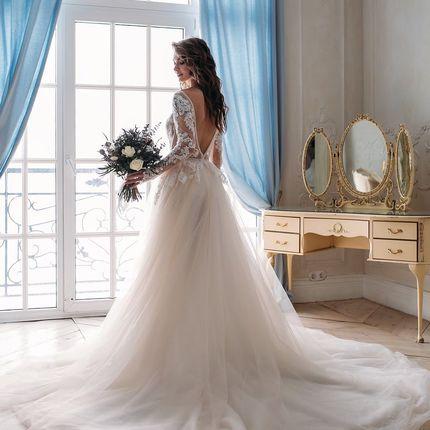 Свадебное платье Арт. F 013