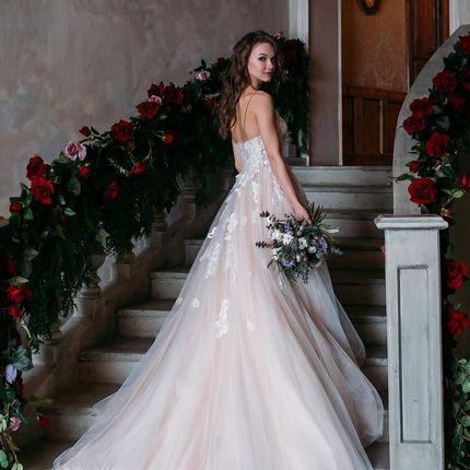 Свадебное платье Арт.  F 001